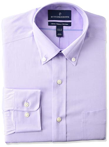 Buttoned Down Classic Fit Solid Pocket Options Camisa, Morad