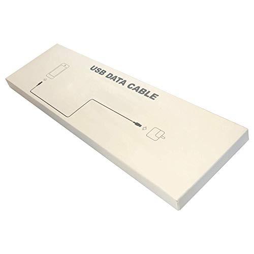 Toodo Cable USB Type-C, 4 unidades, nailon trenzado 1M+1M+2M+2M, cable de transferencia de datos y carga rápida para Samsung/Huawei/Honor/LG/Oneplus y otros dispositivos USB-C