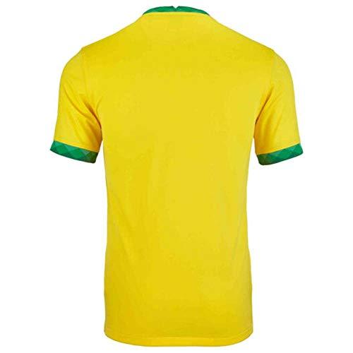 Nike 2020-2021 Brazil Home Shirt (Kids)