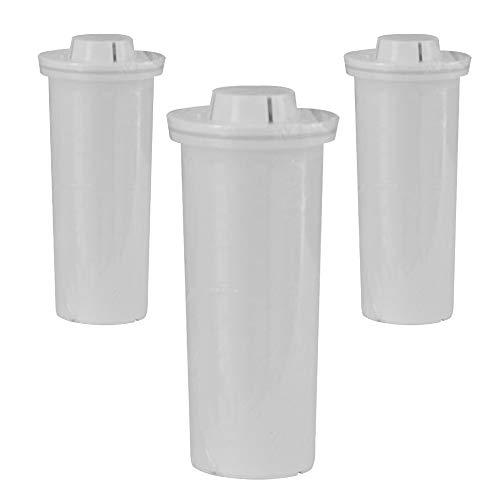 Biomineral Filterkartuschen (3er Set) für den Waterman Wasserfilter, für basisches ionisiertes und mineralienreiches Trinkwasser