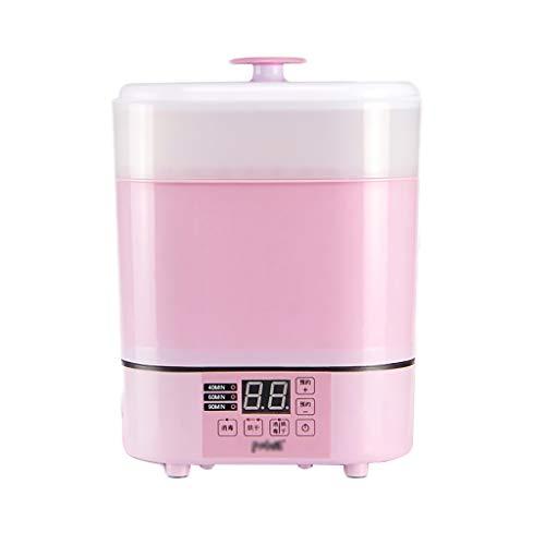 LED ultraviolet sterilizertu Sterilisator Trockner Sterilisation Multifunktions Desinfektion mit gekochter Milch Pan-Schrank (Farbe : B)