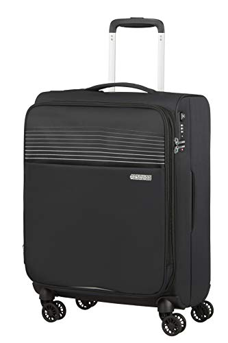 American Tourister Lite Ray Luggage- Carry-On Luggage, Spinner S...