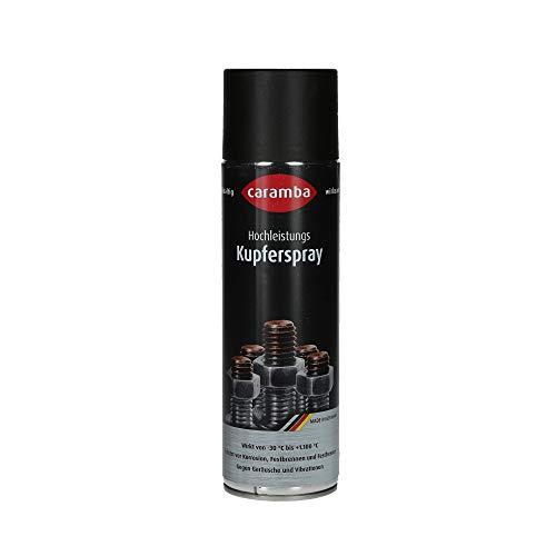 Caramba Hochleistungs 500 ml Kupfer-Spray, Schwarz, One Size
