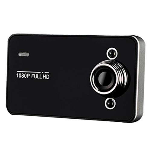 TISHITA Grabador de Video DASH CAM Full HD Grabador de Video de Conducción de Automóviles 2.4