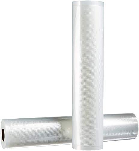 Amazon Basics 30 cm x 600 cm, 2 Rollen für Vakuumierer
