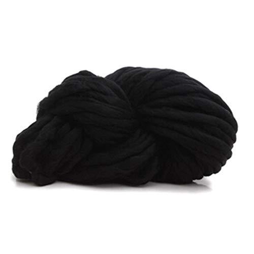 DUBILE Thick Yarn, Arm Knitting 250 g/Bola Hilo Gigante de Gran Capacidad de Punto rocionado súper...