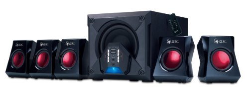 Genius GX-Gaming 5.1 Surround Sound 80 Watts Gaming Speaker System...