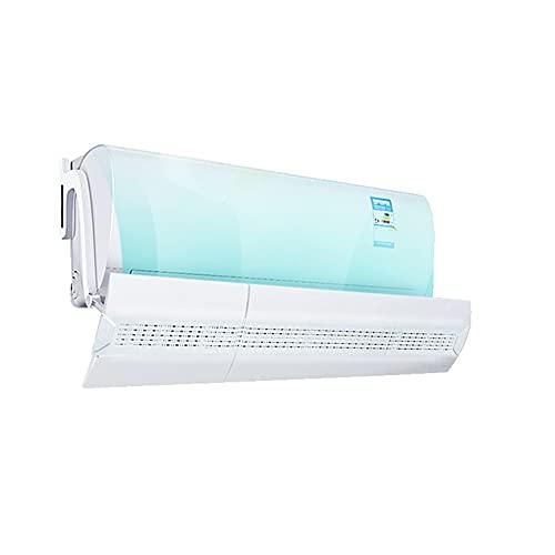 SY-Home Parabrezza Condizionatore Universale A Parete, Antidritto Deflettore Aria A Scomparsa Cappa Aria con Filtro per Purificare L'aria