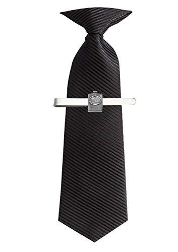Hand Creations Whisky-Flachmann R20 aus englischem Zinn mit Emblem auf Krawattennadel (zum Aufschieben)