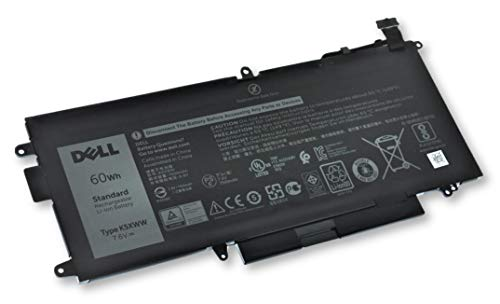 Dell Latitude 5289 7389 7390 2-in-1 4 CELL 60Wh Battery N18GG 725KY K5XWW 6CYH6