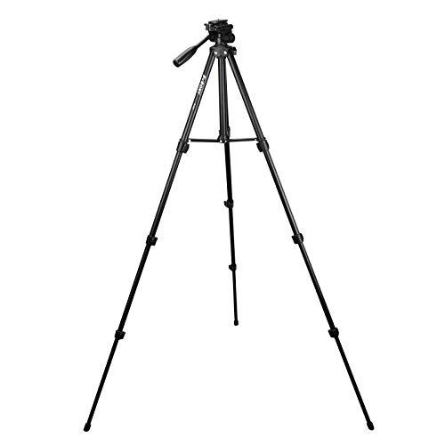 Svbony SV101P Tripod, Portable Aluminum Tripod 40-138cm, Compact Lightweight Tripod for Spotting Scope Camera Binoculars SV13 SV28 SV46 SV406