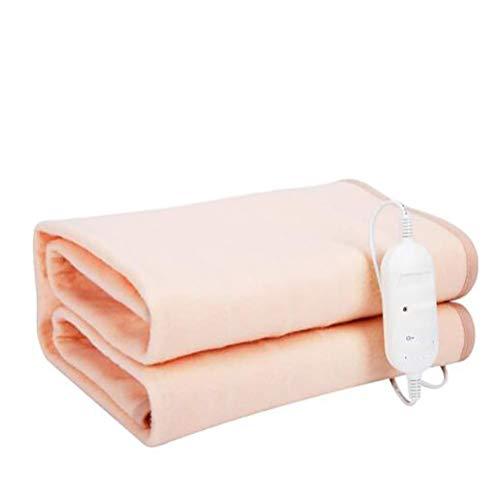 HUYP Elektrische dekbed, toppers, elektrische matrasoplegger voor eenpersoonsbed