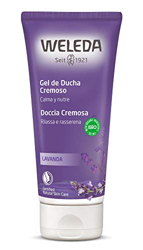 WELEDA Duschcreme 1 Stück, Lavendel 200.0 ml