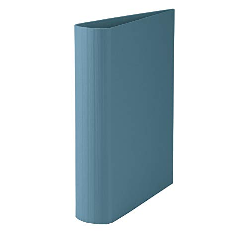 Rössler 1316452155 - S.O.H.O. Ringbuch DIN A4, 5 cm Füllhöhe, 4-Ring-Mechanik, Denim