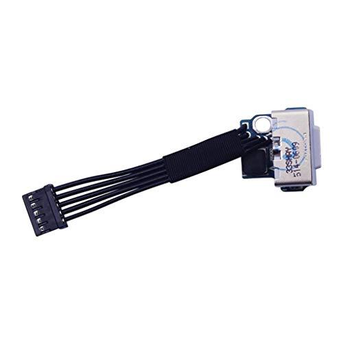 perfk Conector DC Jack Echufe con Cable para MacBook A1181