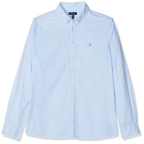 GANT Mädchen Archive Oxford B.D Shirt Bluse, Blau (Capri Blue 468), (Herstellergröße:176)