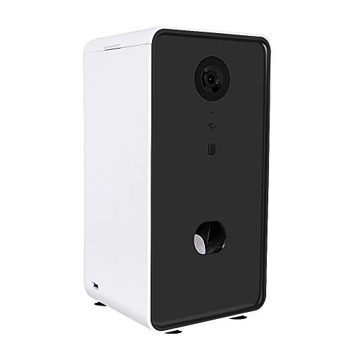 Didog Pet CameraTreat Dispenser amp Tossing for Dogs/Cats720P Auto Night Vision2Way AudioApp ControlAndroid/iOS Treat Tossing24G WiFi EnableCompatible/Work with Alexa