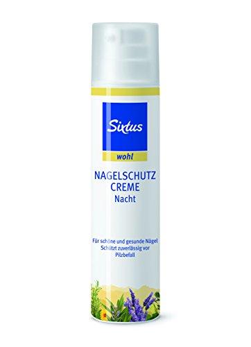 Sixtus Nagelschutz Creme Nacht, 1er Pack (1 x 30 ml)