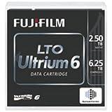 富士フイルム LTO6 RW データカートリッジ LTO FB UL-6 2.50TB/6.25TB 5本セット