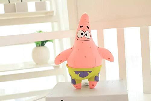 SpongeBob SquarePie Big Star Crab Boss Skin Boss Octopus Brother Snail Knuffel-Pie Daxing_15-32cm