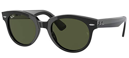 Ray-Ban Gafas de Sol ORION RB 2199 Black/Green 52/22/145 unisex
