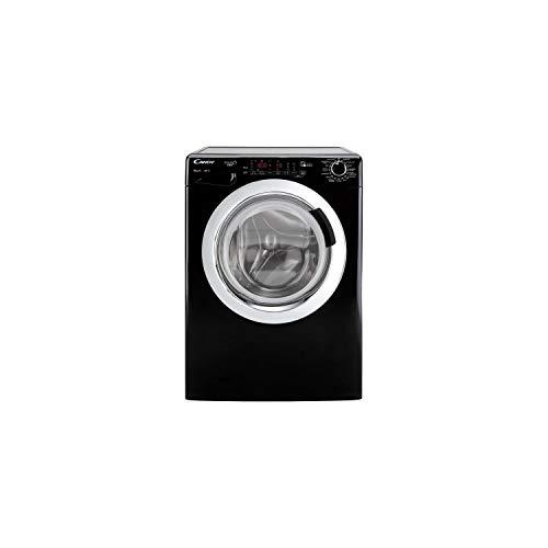 professionnel comparateur Candy dvs1410thc3b – Lave-linge avant – 10 kg – 1400 tr / min – +++ – Noir – Moteur asynchrone choix