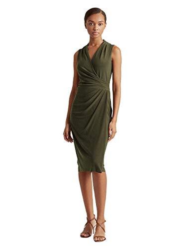 Ralph Lauren Vestido Faria Verde para Mujer
