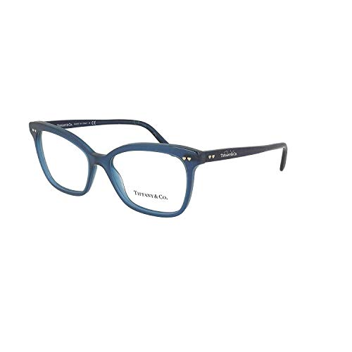 Montatura Occhiali Da Vista Donna Tiffany & Co. 2155 8234 Blu Squadrato Square