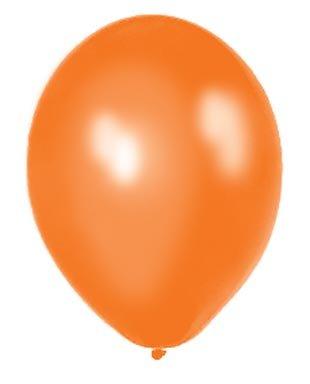 Belbal-Pallone lattice 28 cm Arancione metallizzato (Totale Pezzi: 8), 5BED11-081