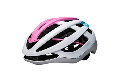 SEESEE.U Casque de vélo de Montagne Casques de vélo de Route de Montagne pour Adultes Hommes Femmes Casque de vélo réglable Ultra léger, A, M