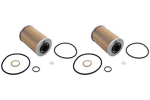 Ölfilter 2 X SCT SH 404 für Mercedes Unimog U 1200 1300 1400 800 MB-Trac 1000