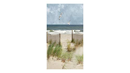 Beach Strandtuch - Baumwolle - Strandtuch - 100x180 cm - Mehrfarbig