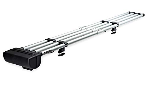 Thule Rodvault Fly Fishing Rod Carrier, 4 Rods