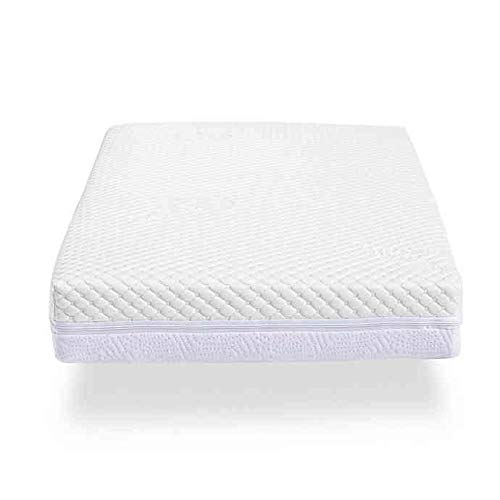 Great Features Of Bundle of Dreams Celsius, 2- Stage 6 Bundle Fiber Crib Mattress with Cooling Tech...