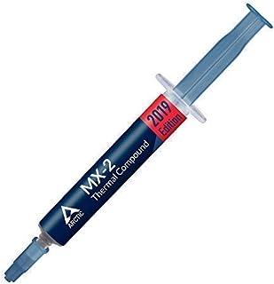 ARCTIC MX-2 (8 g) - Compuesto térmico de alto rendimiento de micropartículas de carbono, pasta térmica para cualquier ventilador de CPU
