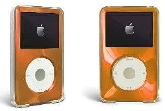 Orange for Apple iPod Classic Hard Case with Aluminum Plating 80gb 120gb 160gb