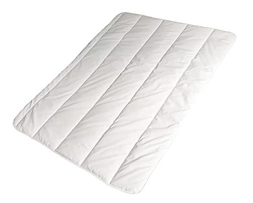 IKEA 600.285.10 LEN Cot Quilt 110 x 125 centimetres Wh