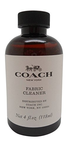 NEW COACH Fabric Cleaner 4-oz. (118 ml)