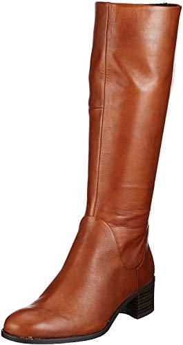 Gerry Weber Shoes Damen Sabatina 04 Hohe Stiefel, Braun (Cognac Mi820 370), 39 EU