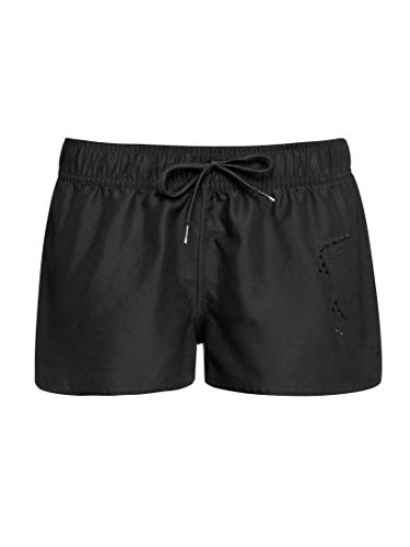 Protest Damen Beachshort Evidence True Black M/38