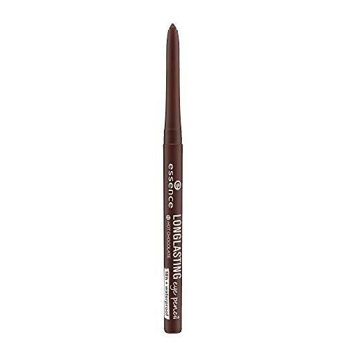 ESSENCE Eye Pencil Longlasting lápiz de ojos 02 Hot Chocolate