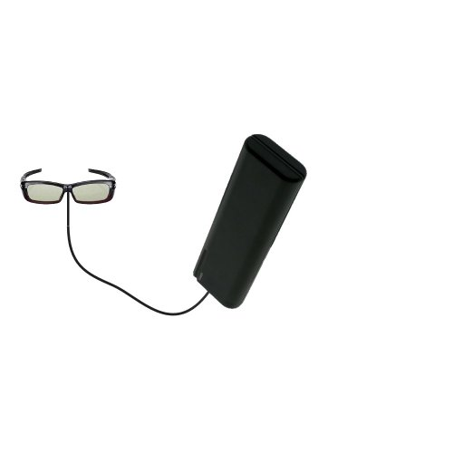 Gomadic Portable Emergency AA Battery Charger Extender for The Samsung SSG-2200AR Rechargeable Adult 3D Glasses Brand TipExchange Technology
