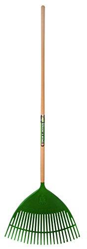 Spear & Jackson 81115 Balai à gazon Plastique 24 dents EM 140 cm
