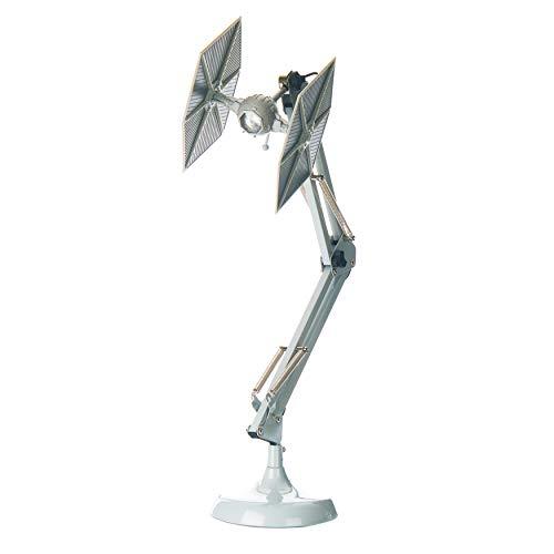 Paladone Star Wars - Tie Fighter Posable Desk Lamp (PP4501SW), Multi
