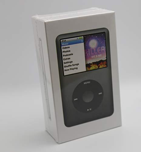 i Pod Classic 160GB MP3 Musik Player (aktuellstes Modell) schwarz
