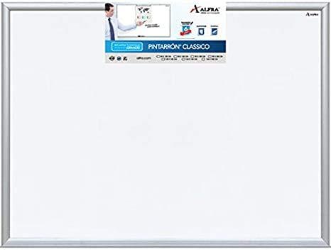 Pintarrón Blanco marca Alfra