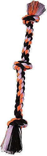 Mammoth Flossy Chews Color Rope Tug – Premium...