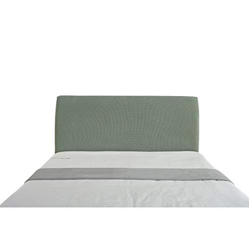 PICTURESQUE Kopfendebedeckung Elastisch Weich Schutzhülle Bett Kopfteil Bezug für Schlafzimmer Dekor
