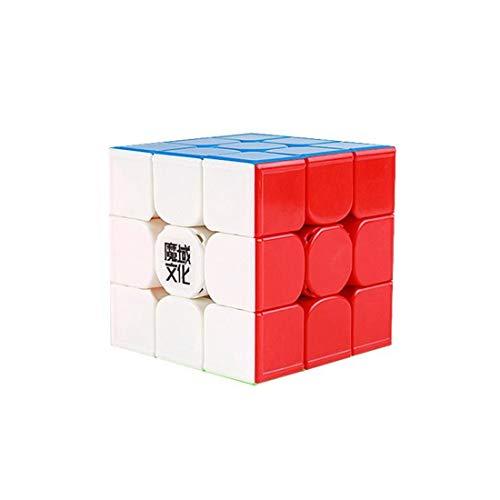 Ludokubo Cubo WEILONG GTS 3LM 3X3 (Versión Light Magnetic) - Stickerless