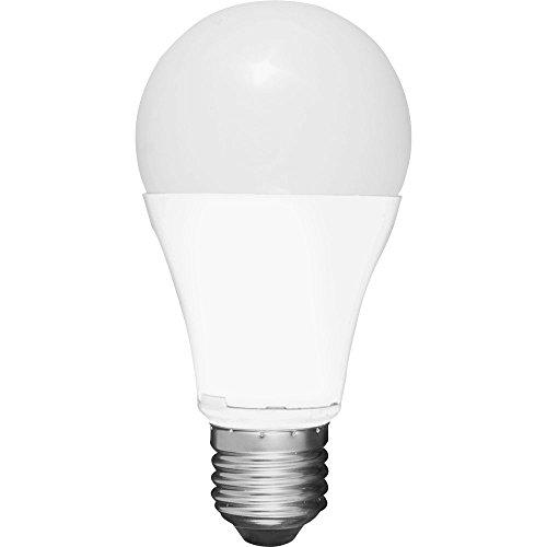 Preisvergleich Produktbild MÜLLER-LICHT 400006 A+,  LED Lampe Birnenform Essentials ersetzt 40 W,  Plastik,  6 W,  E27,  weiß,  10.9 x 6 x 6 cm